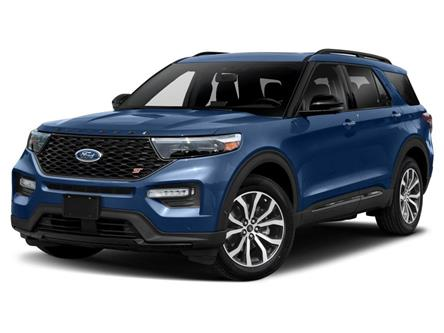 2021 Ford Explorer ST (Stk: EX21-74253) in Burlington - Image 1 of 9