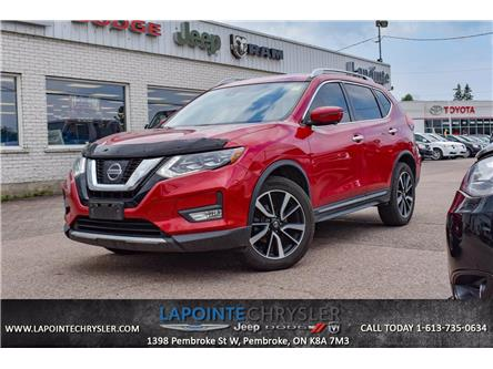 2017 Nissan Rogue  (Stk: P3774A) in Pembroke - Image 1 of 15