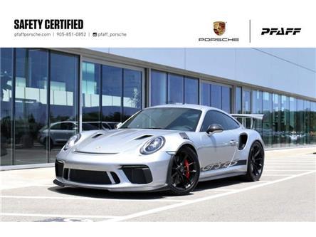 2019 Porsche 911 GT3 RS (Stk: U9702A) in Vaughan - Image 1 of 30