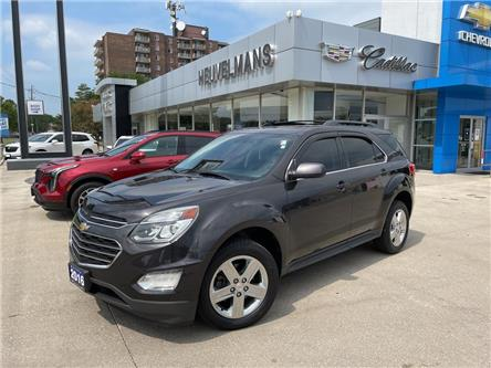 2016 Chevrolet Equinox LT (Stk: M081A) in Chatham - Image 1 of 20