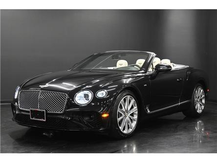 2020 Bentley Continental GTC V8 (Stk: SCBDG4) in Montreal - Image 1 of 30