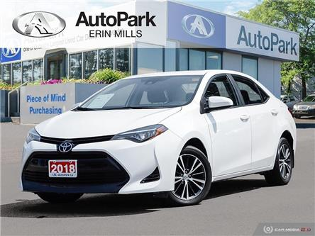 2018 Toyota Corolla LE (Stk: 118631AP) in Mississauga - Image 1 of 27