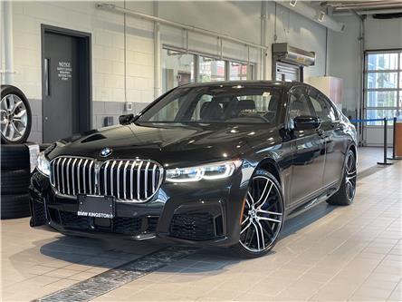 2021 BMW 750i xDrive (Stk: 21161) in Kingston - Image 1 of 15