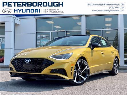 2021 Hyundai Sonata Sport (Stk: H12773) in Peterborough - Image 1 of 30