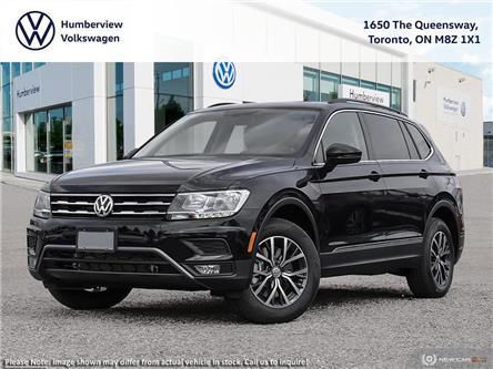 2021 Volkswagen Tiguan Comfortline (Stk: 98752) in Toronto - Image 1 of 23