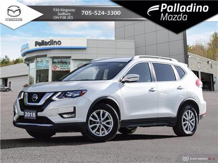 2018 Nissan Rogue SV (Stk: BC0109) in Greater Sudbury - Image 1 of 31