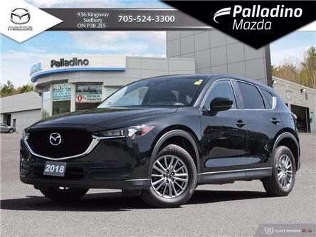2018 Mazda CX-5 GS (Stk: BC0110) in Greater Sudbury - Image 1 of 30