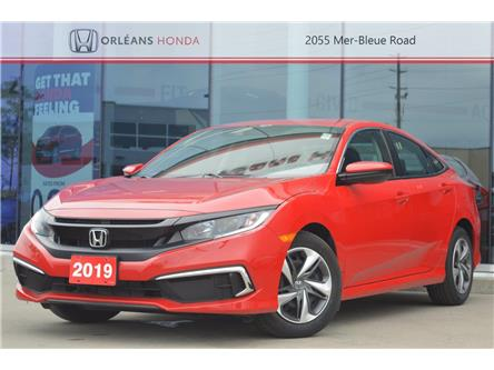 2019 Honda Civic LX (Stk: 16-210314A) in Orléans - Image 1 of 25