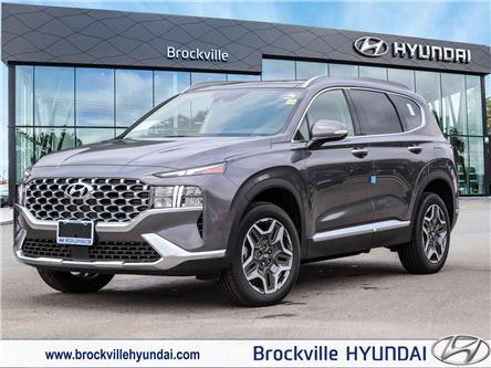 2021 Hyundai Santa Fe HEV Luxury (Stk: R21311) in Brockville - Image 1 of 26