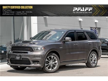 2020 Dodge Durango R/T (Stk: S01016A) in Guelph - Image 1 of 20