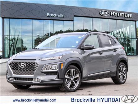 2021 Hyundai Kona 1.6T Trend w/Two-Tone Roof (Stk: R21336) in Brockville - Image 1 of 24