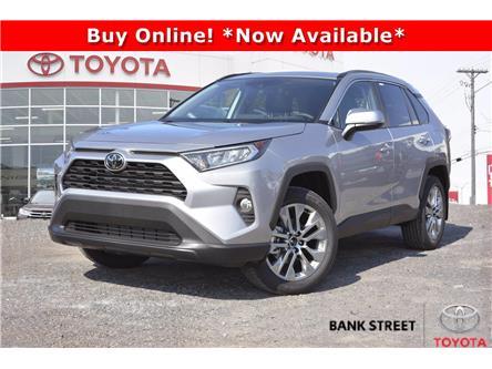 2021 Toyota RAV4 XLE (Stk: 19-29371) in Ottawa - Image 1 of 26