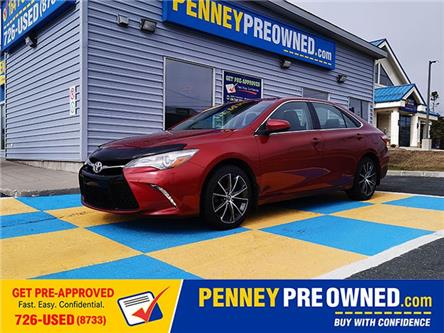 2015 Toyota Camry XSE (Stk: M21305) in Mount Pearl - Image 1 of 15