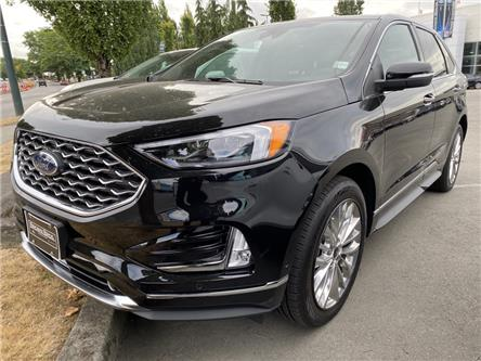 2021 Ford Edge Titanium (Stk: 216736) in Vancouver - Image 1 of 11