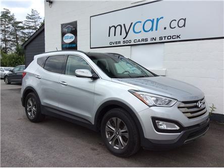 2016 Hyundai Santa Fe Sport 2.4 Luxury (Stk: 210580) in Ottawa - Image 1 of 23