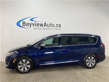 2018 Chrysler Pacifica Hybrid Limited (Stk: 38058W) in Belleville - Image 1 of 30