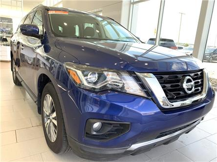 2019 Nissan Pathfinder SV Tech (Stk: V7851) in Saskatoon - Image 1 of 11