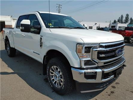 2021 Ford F-350 Lariat (Stk: 21T090) in Quesnel - Image 1 of 18