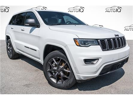 2021 Jeep Grand Cherokee Limited (Stk: 34960D) in Barrie - Image 1 of 26