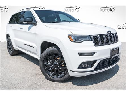2021 Jeep Grand Cherokee Limited (Stk: 34882D) in Barrie - Image 1 of 29