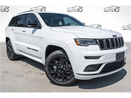 2021 Jeep Grand Cherokee Limited (Stk: 35084D) in Barrie - Image 1 of 28