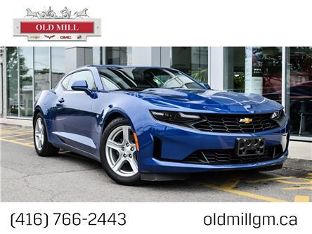 2019 Chevrolet Camaro 1LS (Stk: 136679U) in Toronto - Image 1 of 22