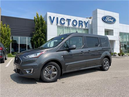 2022 Ford Transit Connect Titanium (Stk: VTR20320) in Chatham - Image 1 of 20