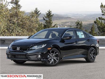 2021 Honda Civic Sport (Stk: 21162) in Milton - Image 1 of 23