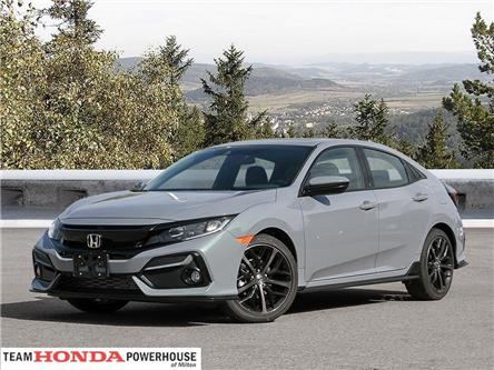 2021 Honda Civic Sport (Stk: 21404) in Milton - Image 1 of 23