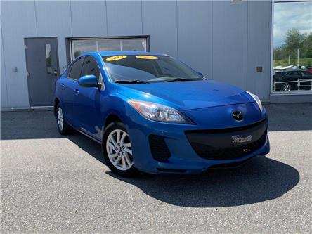 2013 Mazda Mazda3 GS-SKY (Stk: M7297A) in Mont-Laurier - Image 1 of 11