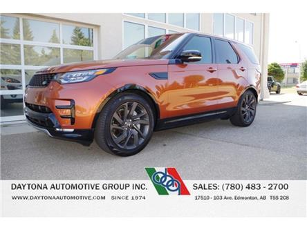 2018 Land Rover Discovery HSE (Stk: 2060) in Edmonton - Image 1 of 22