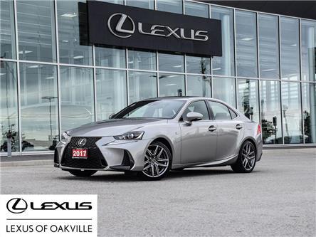 2017 Lexus IS 300 Base (Stk: UC8217) in Oakville - Image 1 of 26
