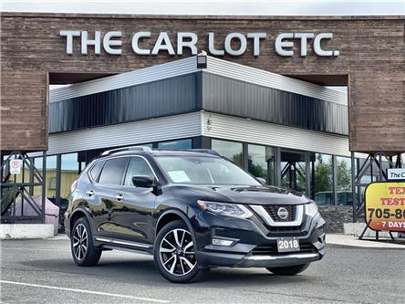2018 Nissan Rogue SL (Stk: 21366) in Sudbury - Image 1 of 29