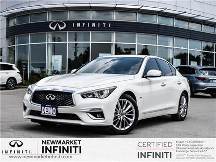 2019 Infiniti Q50 3.0t LUXE (Stk: 19Q5037) in Newmarket - Image 1 of 26