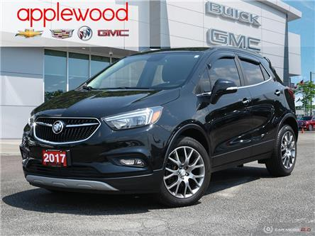 2017 Buick Encore Sport Touring (Stk: 65069P) in Mississauga - Image 1 of 27
