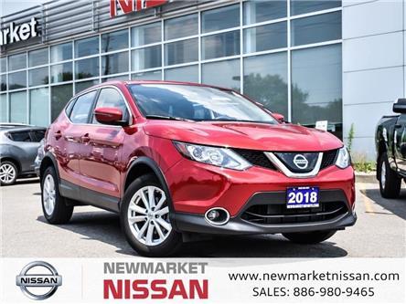 2018 Nissan Qashqai SV (Stk: UN1276) in Newmarket - Image 1 of 27