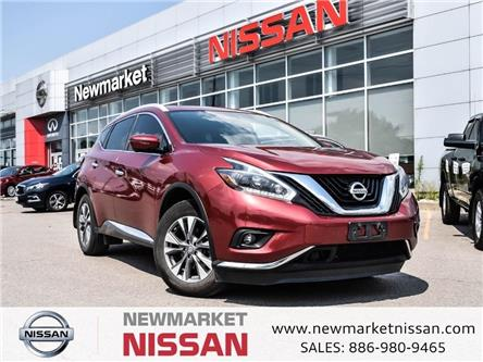 2018 Nissan Murano SL (Stk: 21R102A) in Newmarket - Image 1 of 26
