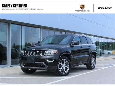 2018 Jeep Grand Cherokee 4X4 Limited (Stk: P16446A) in Vaughan - Image 1 of 30