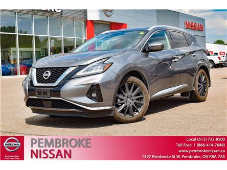 2020 Nissan Murano Limited Edition (Stk: P220) in Pembroke - Image 1 of 15