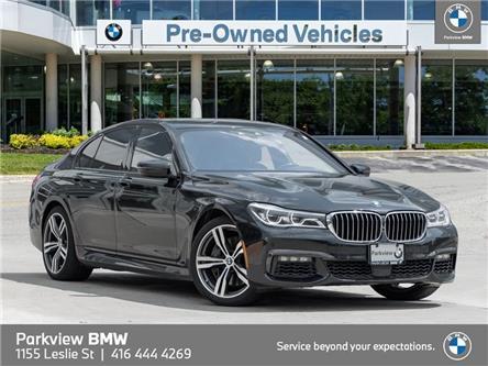 2016 BMW 750i xDrive (Stk: 7754A) in Toronto - Image 1 of 23