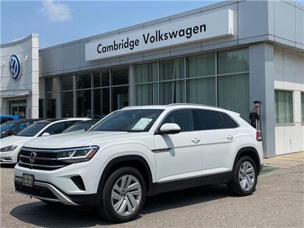 2020 Volkswagen Atlas Cross Sport 3.6 FSI Execline (Stk: P4071) in Cambridge - Image 1 of 29