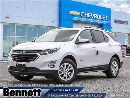 2021 Chevrolet Equinox LT (Stk: 210833) in Cambridge - Image 1 of 23