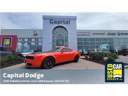 2019 Dodge Challenger SRT Hellcat (Stk: P3226) in Kanata - Image 1 of 29