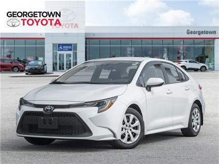 2021 Toyota Corolla LE (Stk: 21-50410GT) in Georgetown - Image 1 of 20