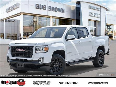 2021 GMC Canyon Elevation (Stk: 1256255) in WHITBY - Image 1 of 23