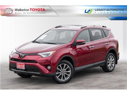 2018 Toyota RAV4 Limited (Stk: PM120) in Walkerton - Image 1 of 20