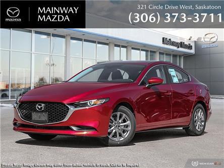 2021 Mazda Mazda3 GX (Stk: M21415) in Saskatoon - Image 1 of 23