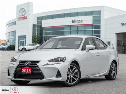 2018 Lexus IS 300 Base (Stk: 063855) in Milton - Image 1 of 22