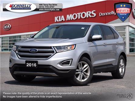 2016 Ford Edge SEL (Stk: KV378B) in Kanata - Image 1 of 30
