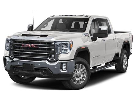 2021 GMC Sierra 3500HD AT4 (Stk: T21128) in Athabasca - Image 1 of 8
